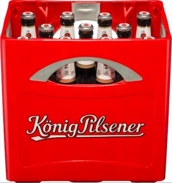 König-Pilsener 11x0,5 Mehrweg