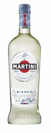 Martini Bianco Vermouth Aperitif 14,4% 0,75 Einweg