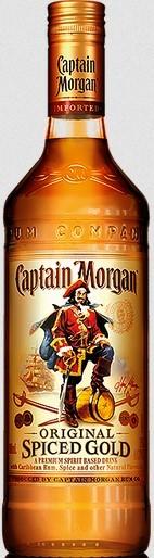 Captain Morgan Spiced Gold 35 % Einweg