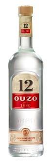Ouzo 12 38% 0.7 Einweg