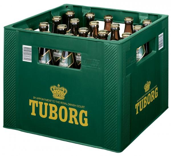 Tuborg Pilsener 20x0,5 Mehrweg
