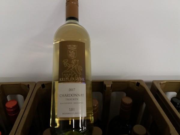 Kessler Chardonnay trocken 1,0 Mehrweg