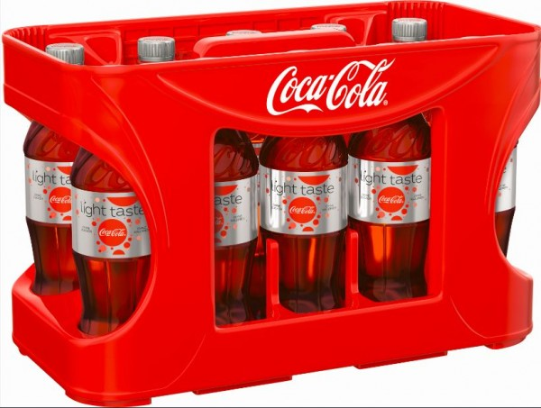Coca Cola light 12x0,5 PET Einweg