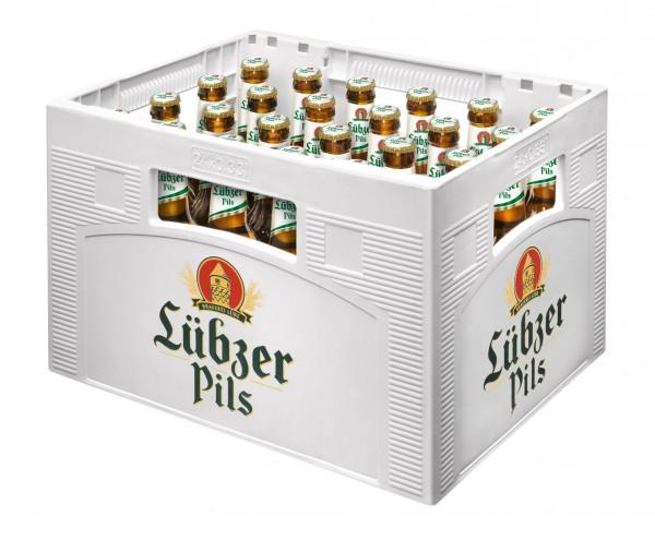 Lübzer Pils 24x0,33 Mehrweg (D)