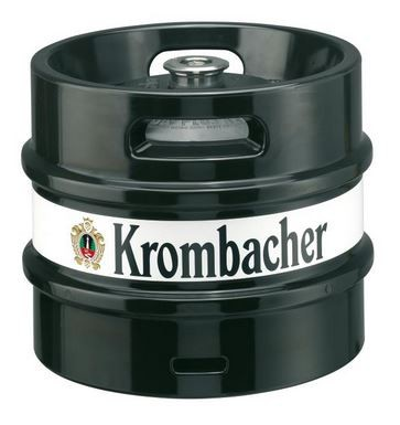 Krombacher Pils 20 ltr. KEG Mehrweg (M)