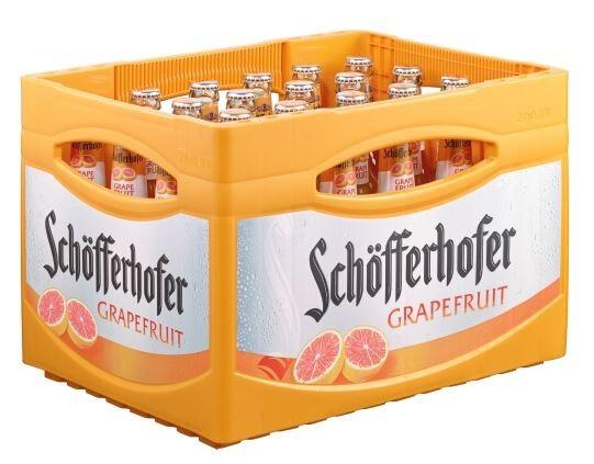 Schöfferhofer Grapefruit 24x0,33 Mehrweg (D)
