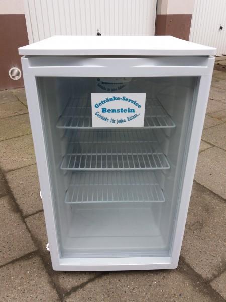 Miet-Glastür-Kühlschrank 0,85 mtr. hoch, Selbstabholung