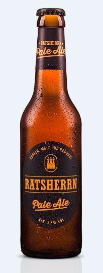 Ratsherrn Pale Ale 24x0,33 Mehrweg (B)