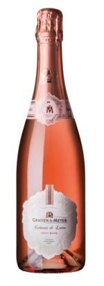 Cremant de Loire Diadem blanc brut rose' Gratien & Meyer 0,75 Einweg
