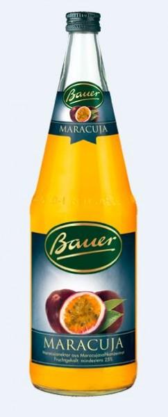 Bauer Maracujanektar 6x1,0 Mehrweg