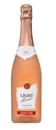 Light live Rosé alkoholfrei 0,75 Einweg