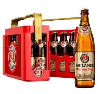 Paulaner Münchner Urtyp 20x0,5 Mehrweg