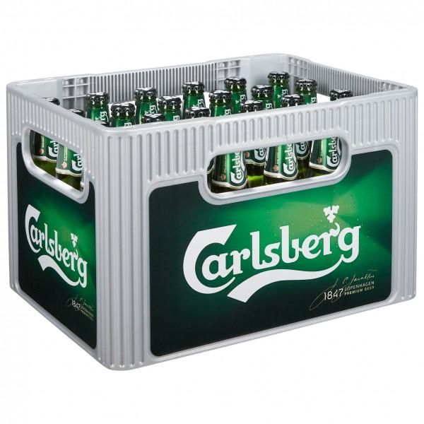 Carlsberg Beer 24x0,33 Mehrweg