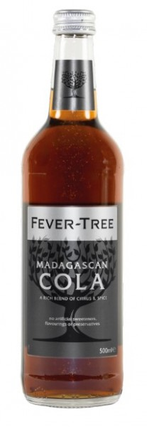 Fever-Tree Madagascan Cola 8x0,5 Glasfl. Mehrweg