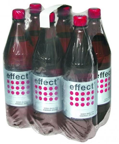 Effect High Energy 6x1,0 PET Einweg