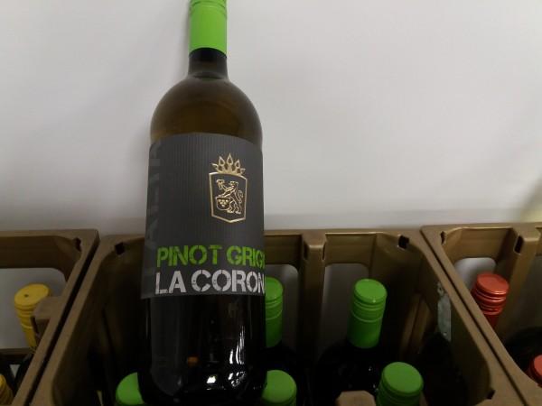 Kessler Pinot Grigio del Veneto trocken 1,0 Mehrweg
