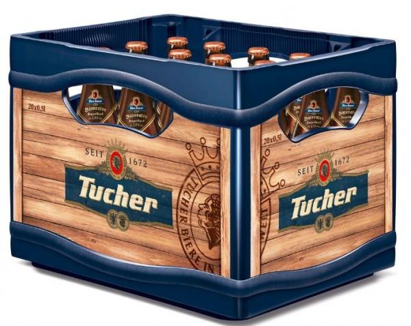 Tucher Bajuvator Doppelbock 20x0,5 Mehrweg