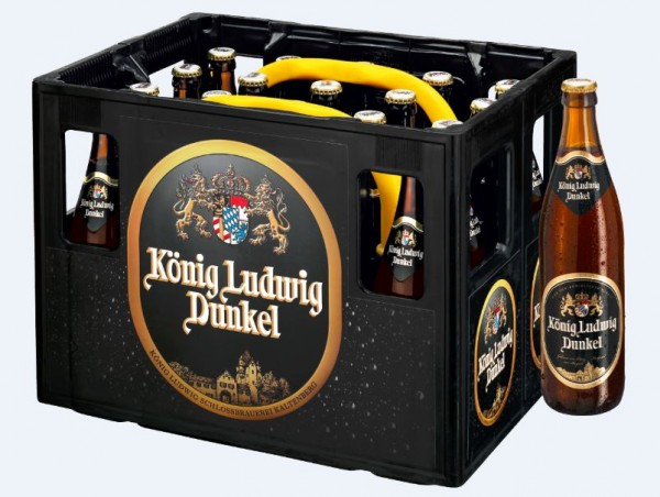 König Ludwig dunkel 20x0,5 Mehrweg