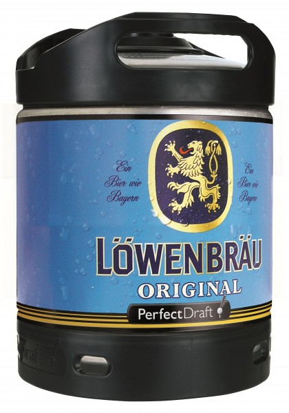 Löwenbräu Original 6 ltr. Perfect Draft Mehrweg