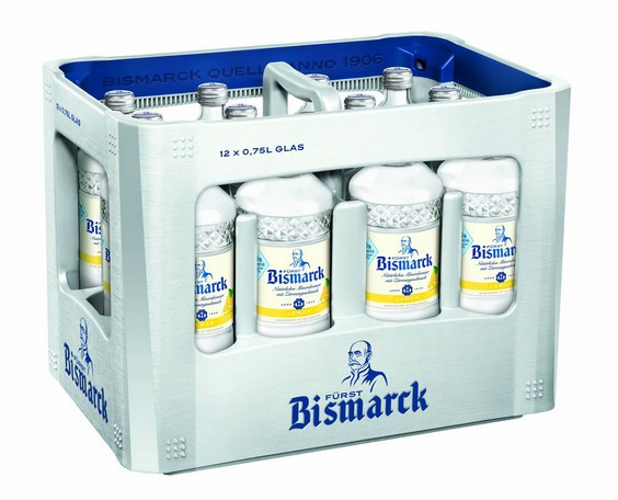 Fürst Bismarck Lemon 12x0,75 Mehrweg (D)