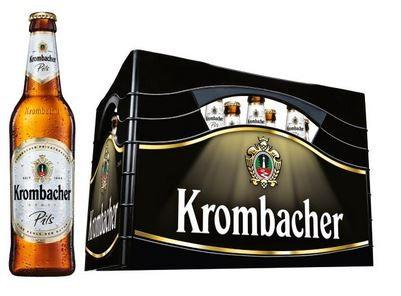 Krombacher Pils 20x0,5 Mehrweg (D)
