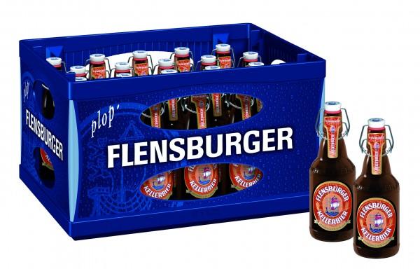Flensburger Kellerbier 20x0,33 Mehrweg