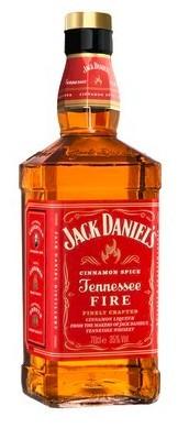 Jack Daniels Tennessee Fire 35% 0.7 Einweg
