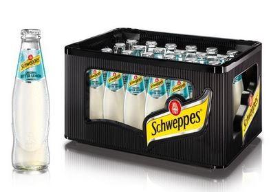Schweppes Original Bitter Lemon 24x0,2 Mehrweg (D)