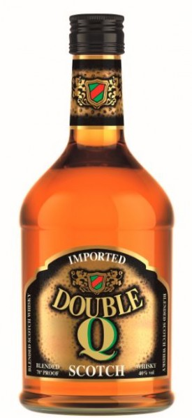 Double Q Blended Scotch Whisky 0,7l Einweg