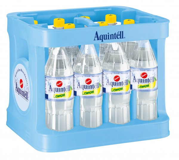 Aquintell Lemon 12x1,0 PET Mehrweg