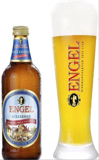 Engel Kellerbier alkoholfrei 15x0,5 Mehrweg