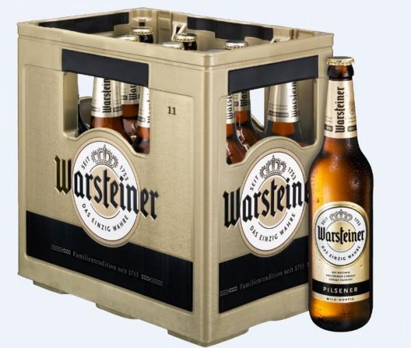 Warsteiner Premium Verum 11x0,5 Mehrweg