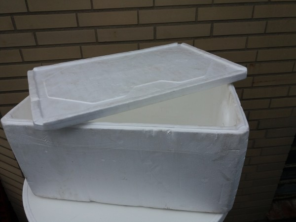 Miet-Isolierbox 50 ltr. 60x40x30 cm, Selbstabholung