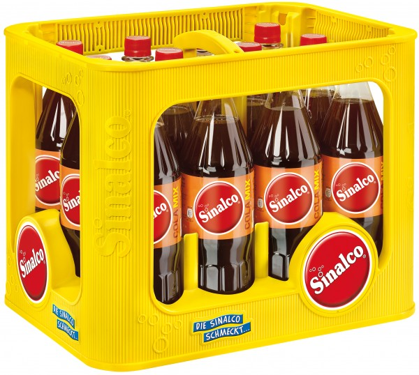 Sinalco Cola-Mix 12x1,0 PET Mehrweg