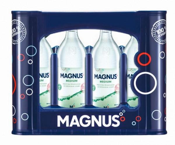 Magnus medium 12x0,7 Glasfl. Mehrweg (D)