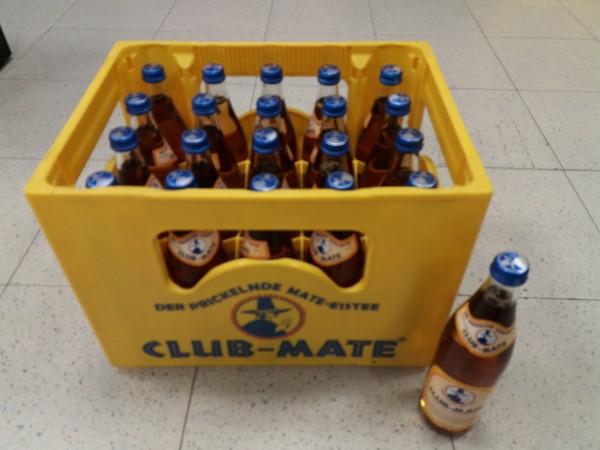 Club-Mate Eistee 20x0,5 Mehrweg (D)