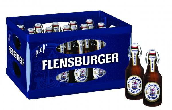Flensburger Pilsener 20x0,33 Mehrweg (D)