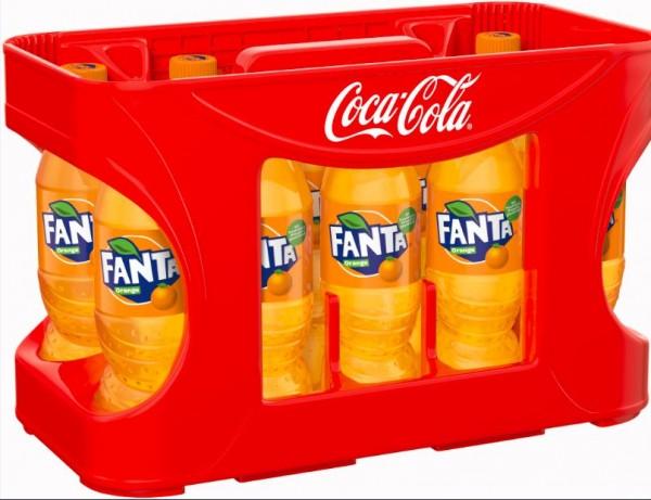Fanta Orange 12x0.5 PET Einweg
