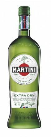 Martini extra dry Vermouth Aperitif 15% 0,75 Einweg
