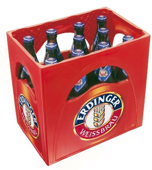 Erdinger alkoholfrei 11x0,5 Mehrweg