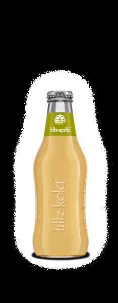 fritz spritz Bio-Apfelsaftschorle 24x0,2 Mehrweg (S)