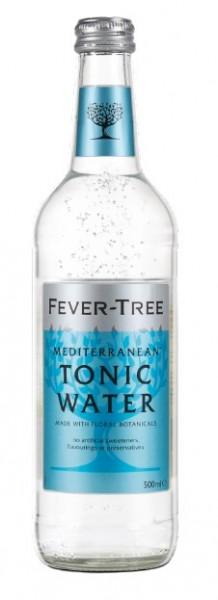 Fever-Tree Mediterranean Tonic Water 8x0,5 Glasfl. Mehrweg