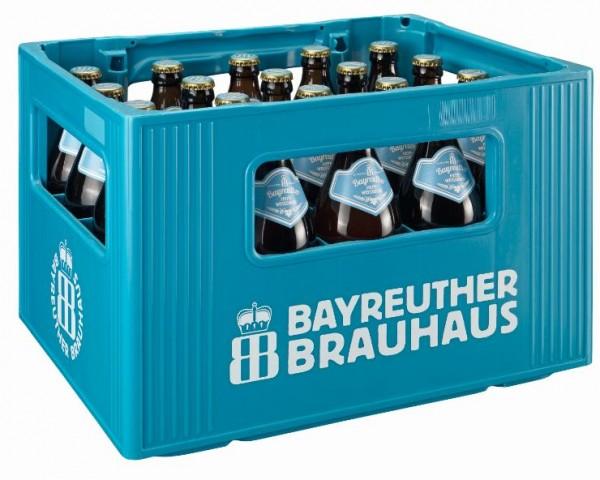 Bayreuther Hefeweizen hell 20x0,5 Mehrweg