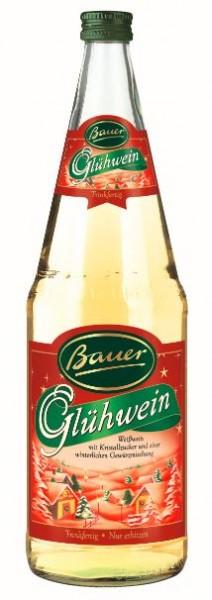 Bauer Glühwein weiss 1,0 Mehrweg