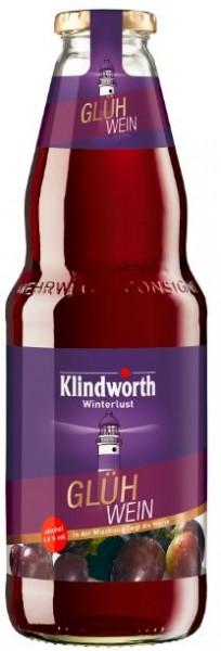 Klindworth Glühwein 9,8 % 1,0 Mehrweg