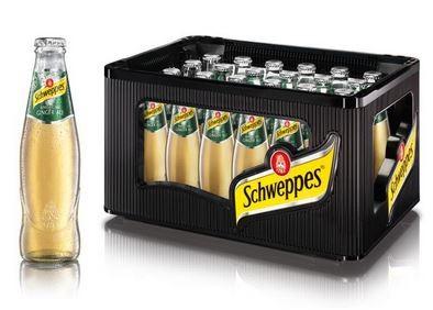 Schweppes American Ginger Ale 24x0,2 Mehrweg (D)
