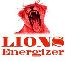 Lions Energizer