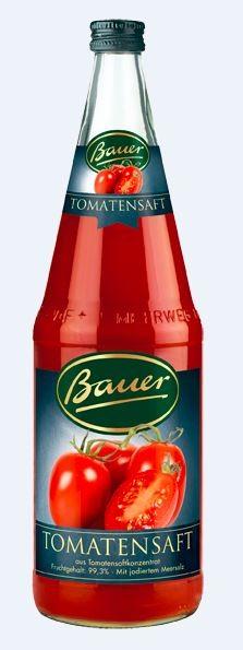 Bauer Tomate 6x1,0 Mehrweg