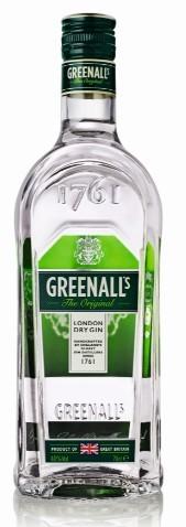 Greenall's London Dry Gin Original 40 % 0,7l Einweg