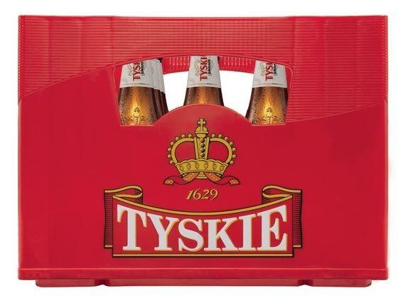 Tyskie Premium Lager 20x0,5 Mehrweg